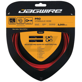 Jagwire Pro Hydraulic Brake Cable red
